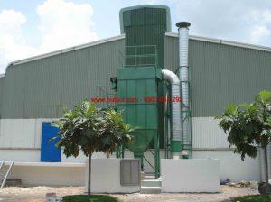 Hệ thống hút bụi nhà máy Bayer Việt Nam